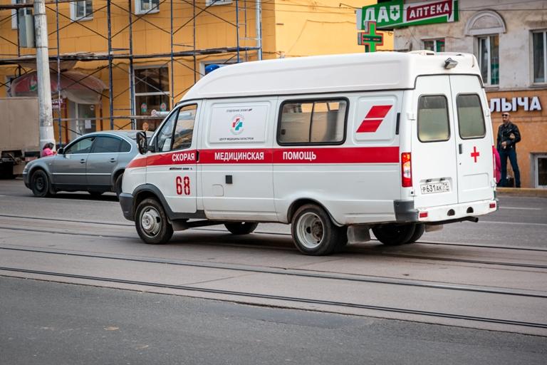 В Туле на улице Немцова обнаружили труп молодого мужчины