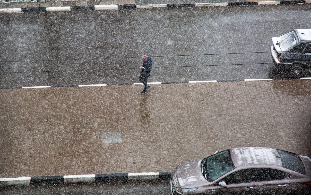 В зимний период дороги получают наибольший ущерб от шипованных шин