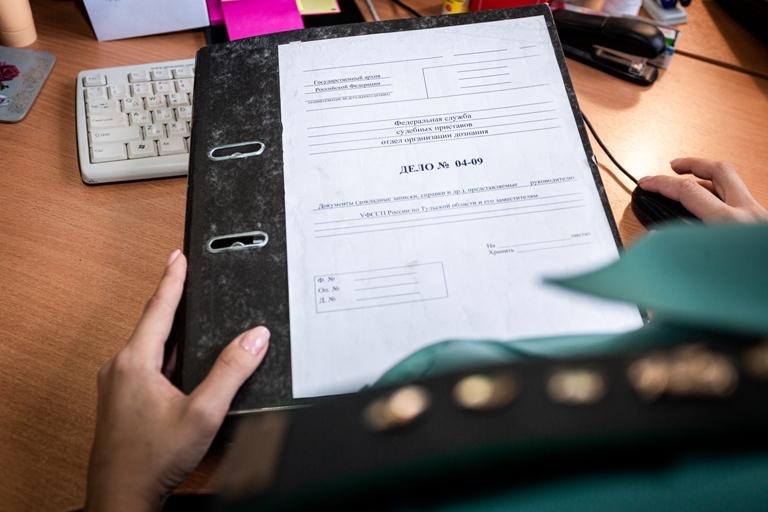 Арест иномарки побудил туляка выплатить долг по налогам