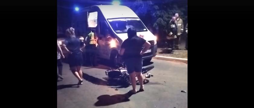 В Тульской области несовершеннолетний водитель мопеда попал в аварию