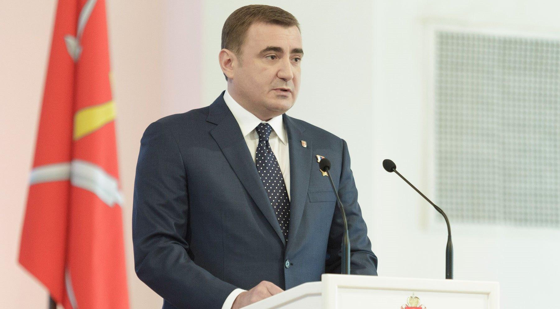 Поздравление губернатора дюмина с 1 сентября