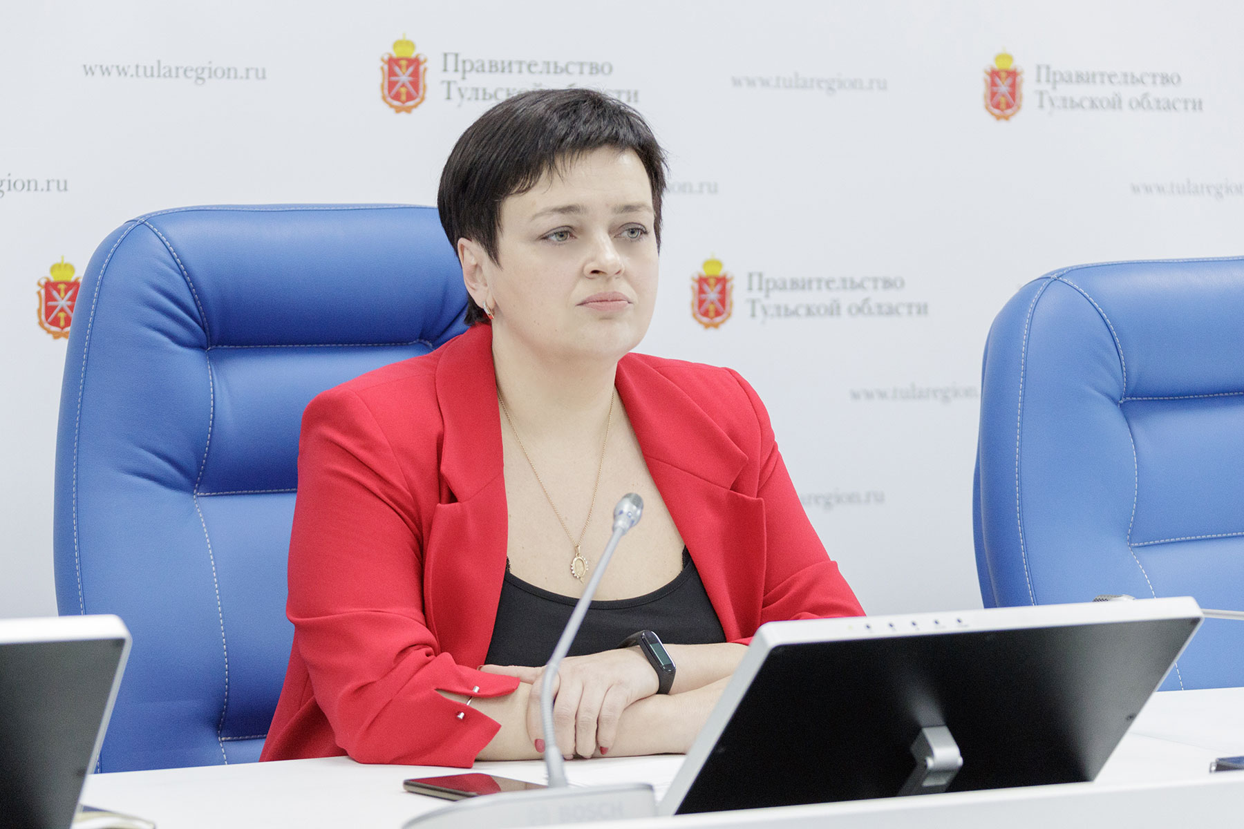 Министр образования Алевтина Шевелева ответит на вопросы туляков