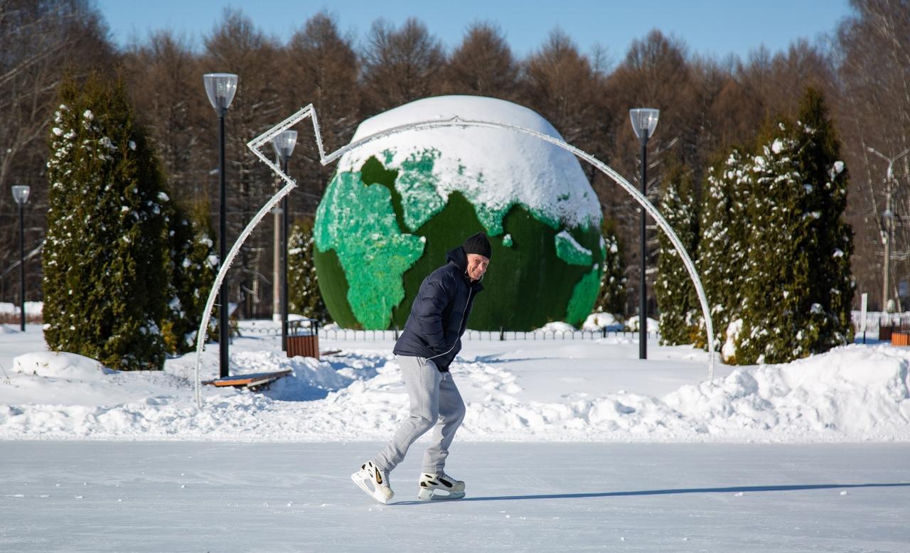 9 марта в Туле будет до 10 градусов мороза