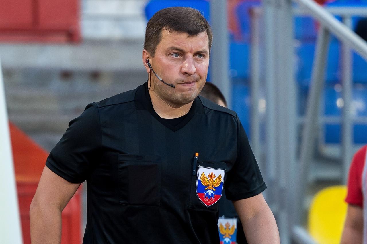 """""""Арсенал"""" и ЦСКА рассудит Михаил Вилков"""