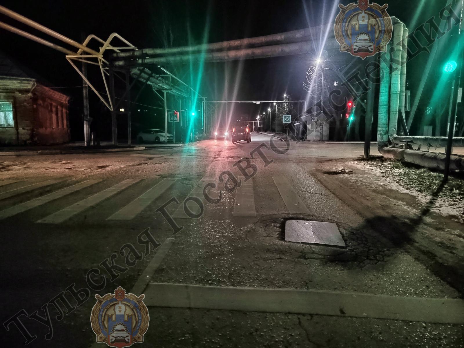 Пожарные тушили сарай в Белеве
