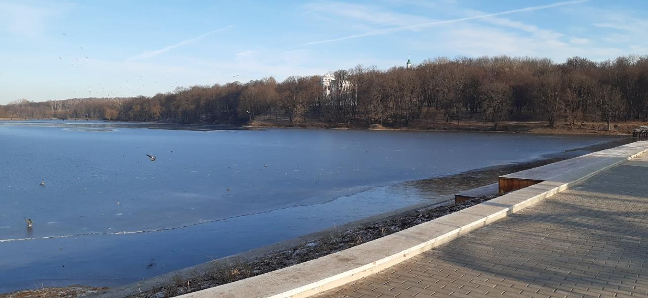 Набережная в Богородицке признана лучшей в России