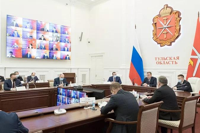 Алексей Дюмин: «Мы должны нейтрализовать любые возможные угрозы»