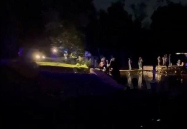 Ночью в Туле утонул молодой житель Владимирской области
