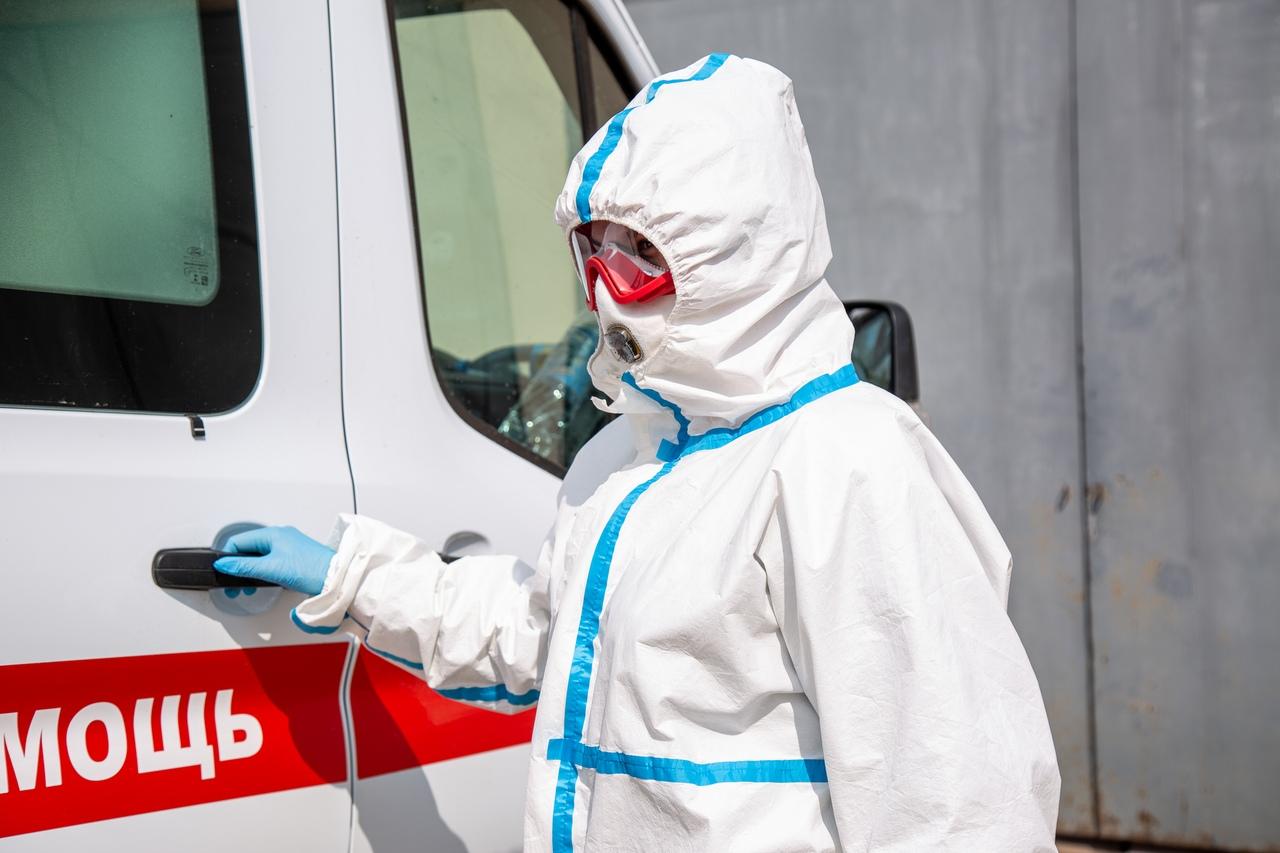 В Тульской области 112 человек за сутки заразились коронавирусом
