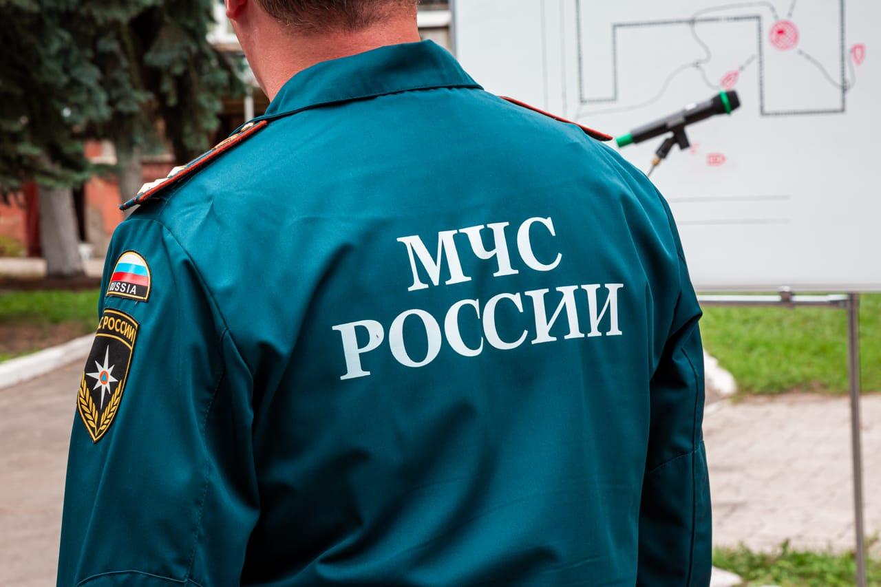 Замминистра МЧС проверил «Безопасный город» в Тульской области