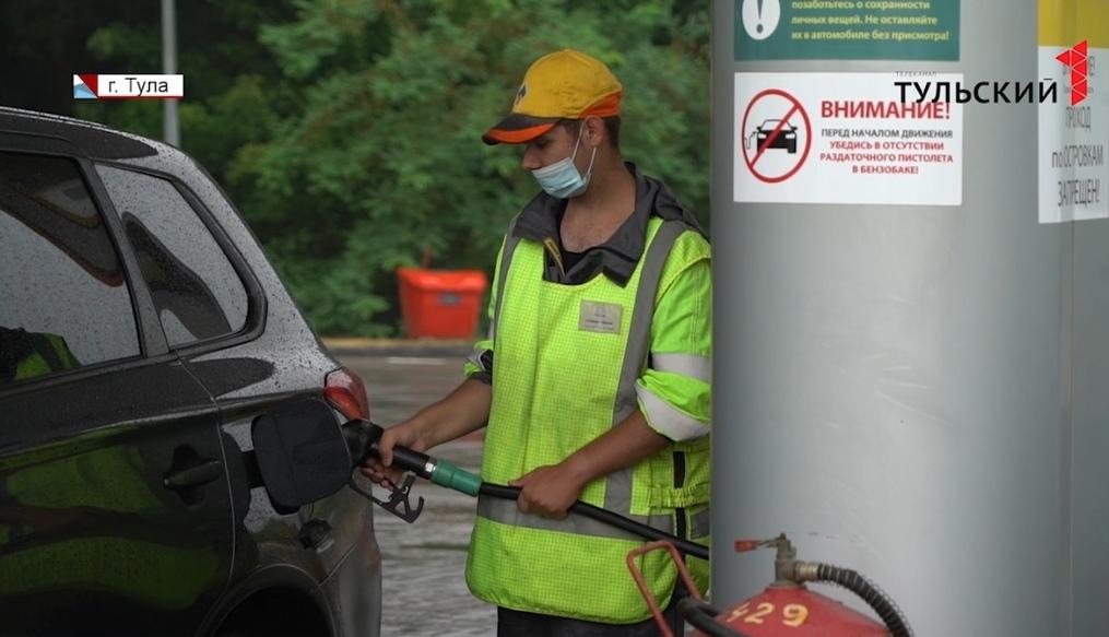 Что делать: на АЗС тулячке вместо топлива в бак залили обычную воду