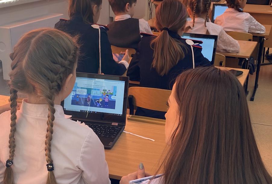 Городской  этап Всероссийской олимпиады школьников начался вДзержинске