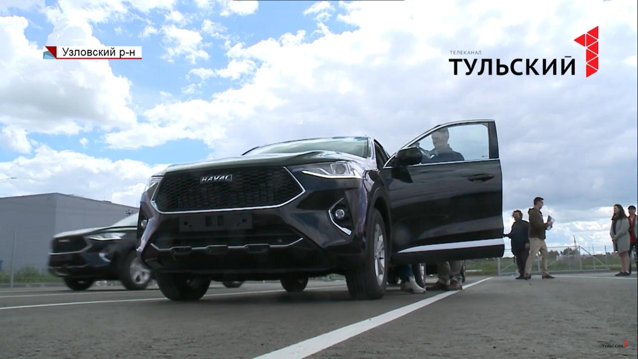 Haval F7 обзавелся новой топ-версией на российском рынке