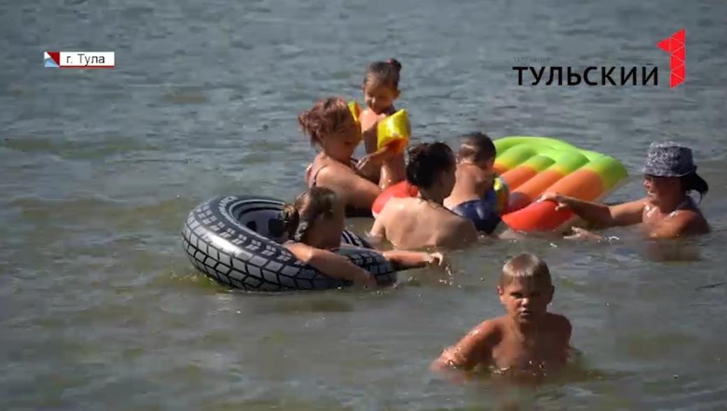 Как тулякам отдохнуть у воды и не получить штраф