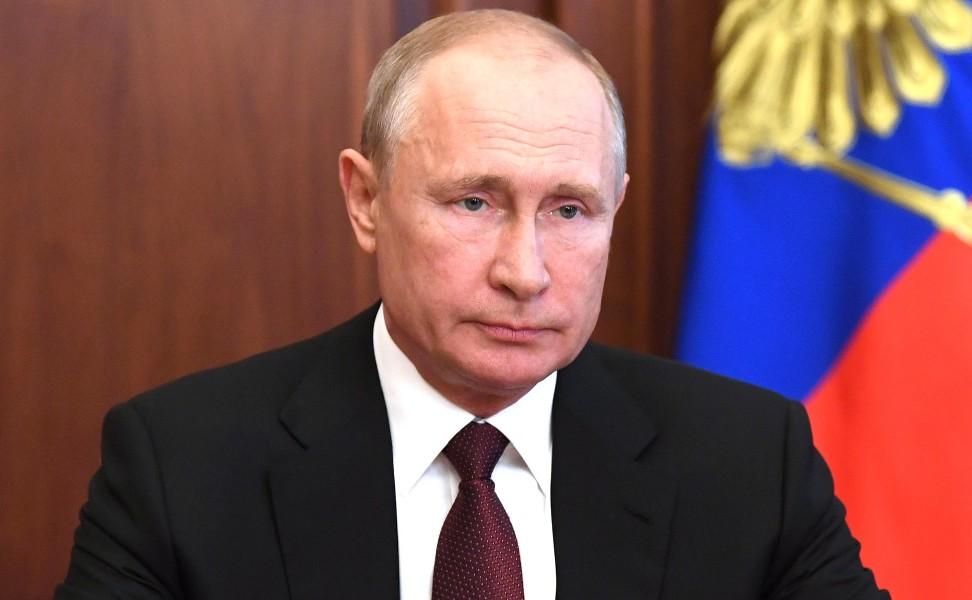 Владимир Путин объявил благодарность тульским педагогам