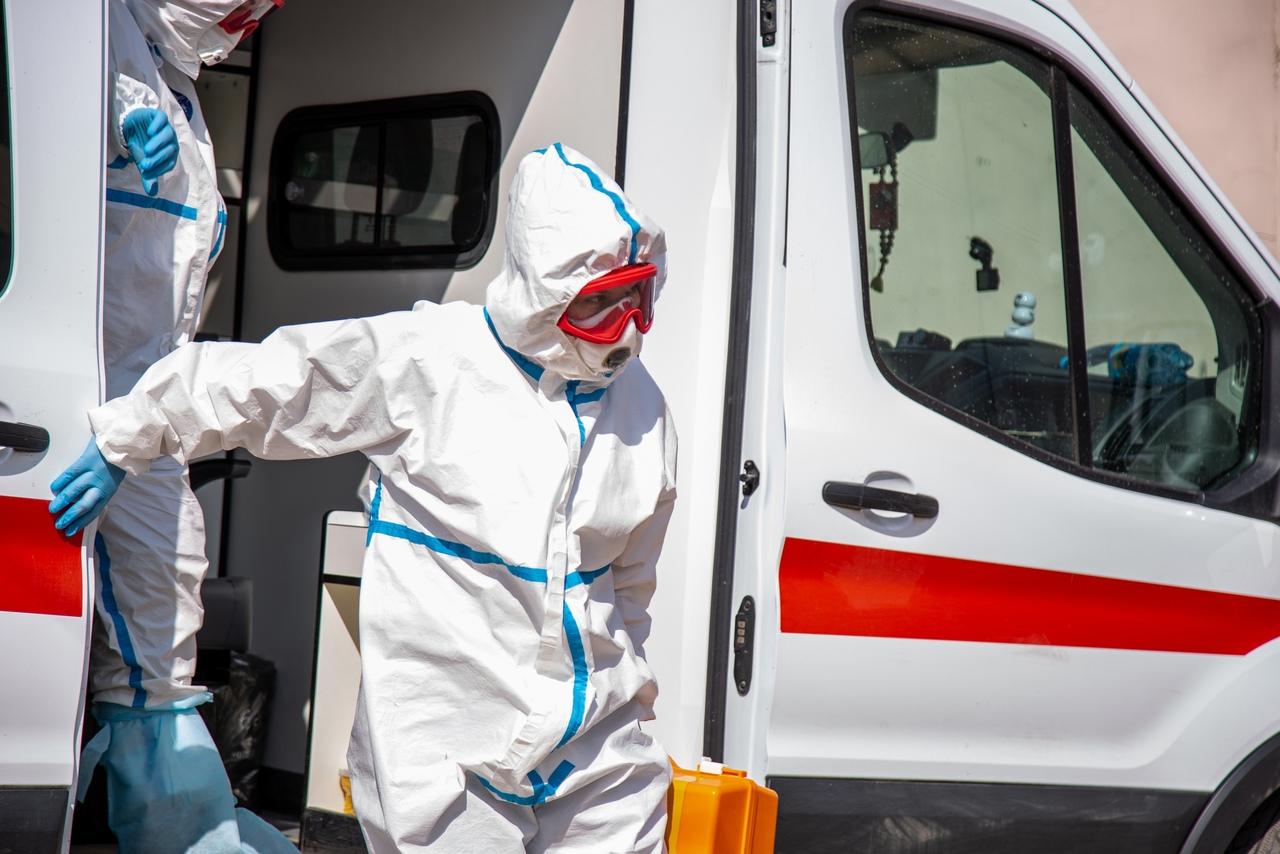 В Тульской области 116 человек за сутки заразились коронавирусом