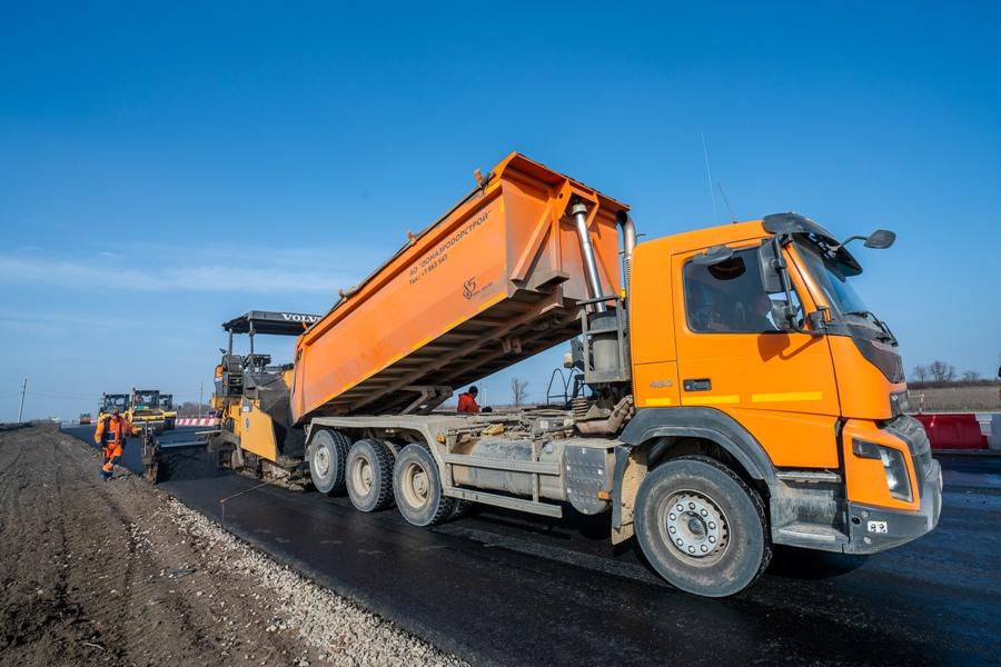 Дорога на юг: на трассе М-4 «Дон» 5 мая стартует ремонт