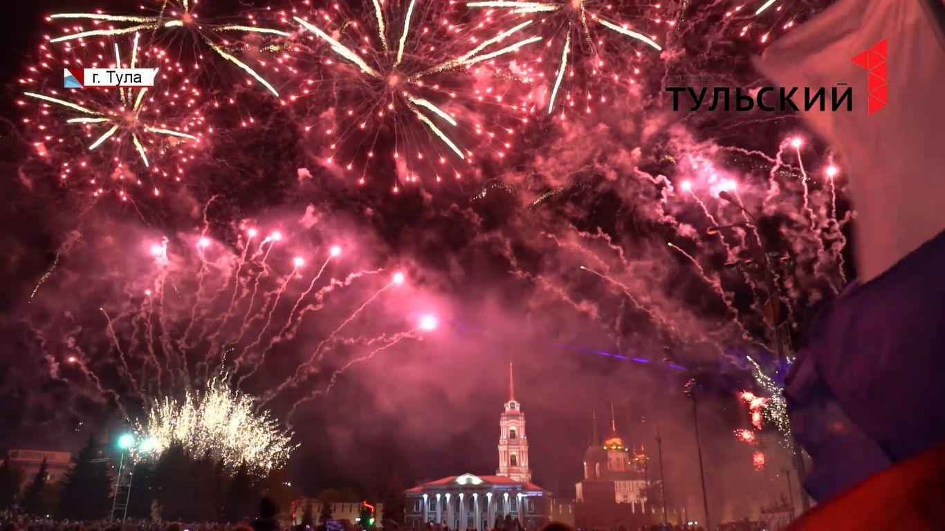 9 Мая в Туле: афиша праздничных мероприятий
