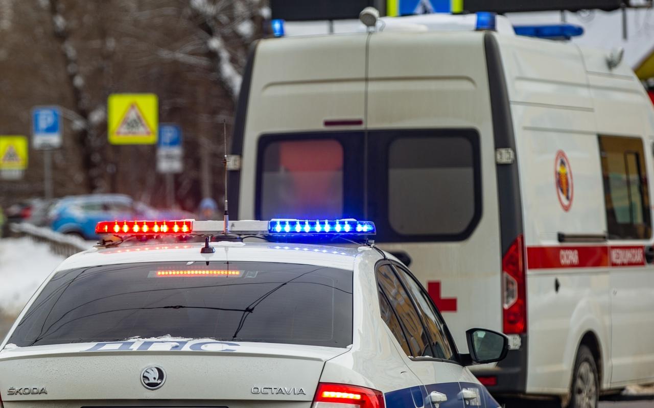 В Алексинев ДТП пострадал 7-летний ребенок