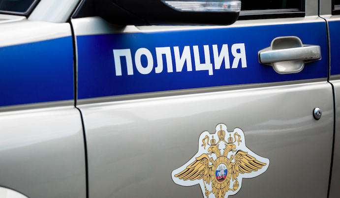В Новомосковске мужчина совершил кражу сварочного аппарата
