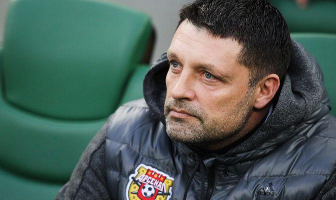 Игорь Черевченко не считает игру с «Локомотивом» лучшей в сезоне