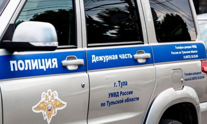 В Киреевском районе двое мужчин унесли железо