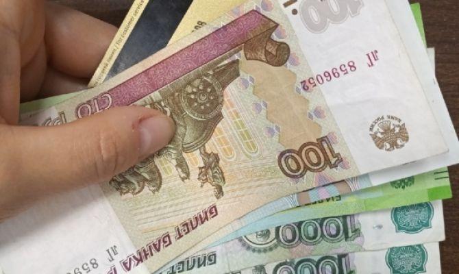В Ясногорске местный житель украл с карты 6 000 рублей