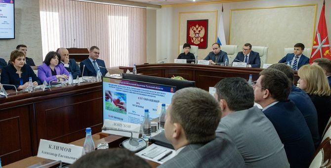 В Тульской области на подарки новорожденным потратят 50 млн рублей