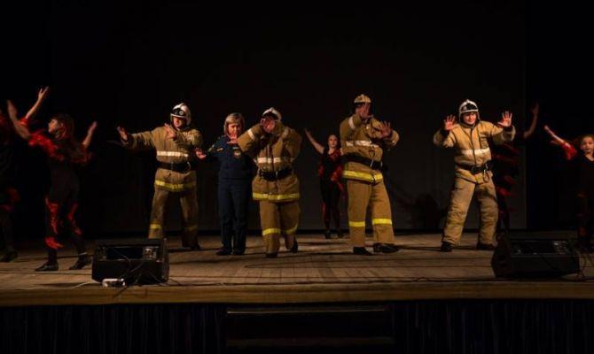 В Туле выбрали самого оригинального пожарного