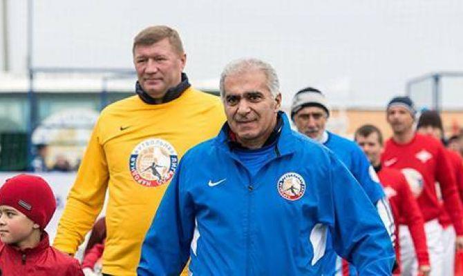 Гурам Аджоев: В последних матчах к нам не были благосклонны арбитры
