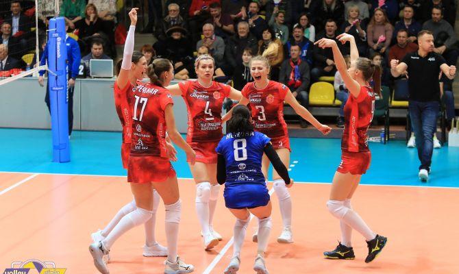 В Туле пройдет 5 тур регулярного чемпионата России по волейболу