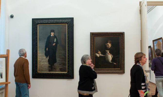 Туляки узнают, «о чем рассказывают портреты»