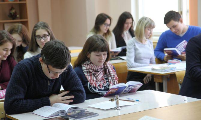 В Новомосковске стартовала программа по профориентации школьников