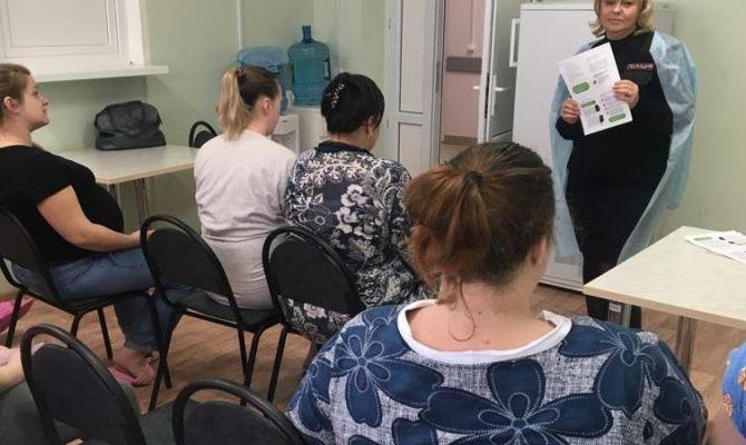 Тульская Госавтоинспекция напомнила молодым мамам о ПДД