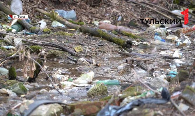Откуда в Пролетарском округе Тулы потекли фекальные ручьи