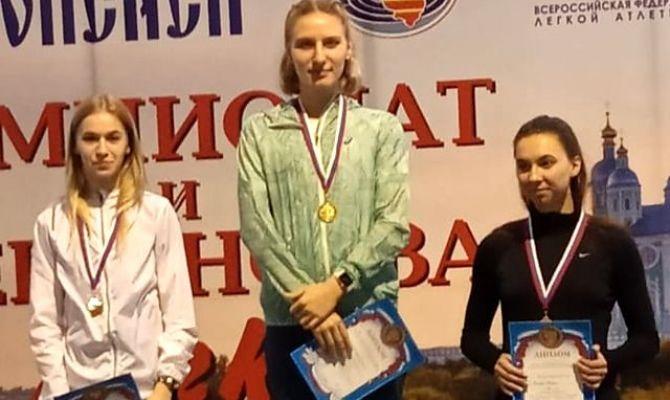 Туляки выиграли 16 медалей на первенстве ЦФО по легкой атлетике