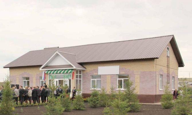 Как будут выглядеть новые сельские клубы и где их построят. ФОТО