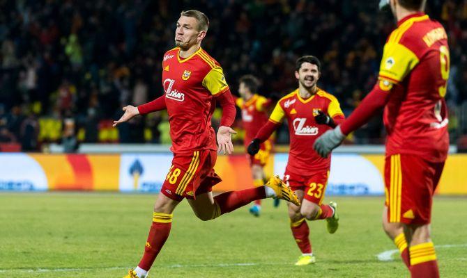 Четыре игрока «Арсенала» вошли в символическую сборную 19 тура Чемпионата России