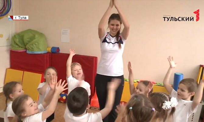 Лучший инструктор по физической культуре работает в Туле