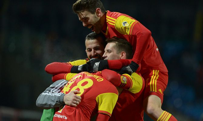 Матч «Арсенал – Локомотив» в Туле стал одним из самых посещаемых