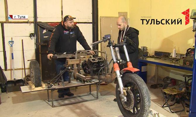Тульский «Муравей» готовят для гонок по Байкалу
