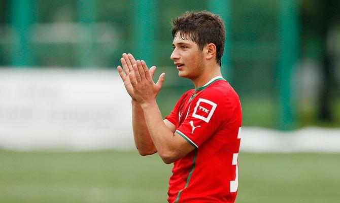 Тульский «Арсенал» заинтересован в воспитаннике «Локомотива»
