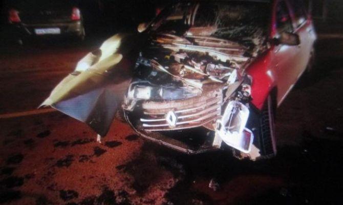Ночью в Туле в ДТП пострадали 4 человека