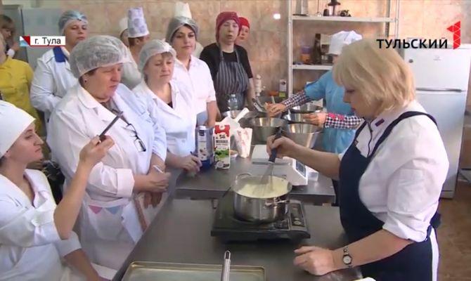 Столичный кулинар раскрывает тулякам свои секреты
