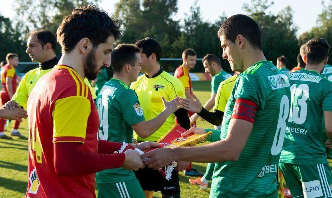 Тульский «Арсенал» выиграл второй контрольный матч на сборах