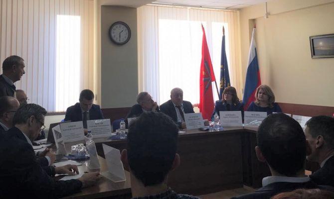 «Тульский пивзавод» представил участникам расширенного совещания по экологии проекты по улучшению окружающей среды