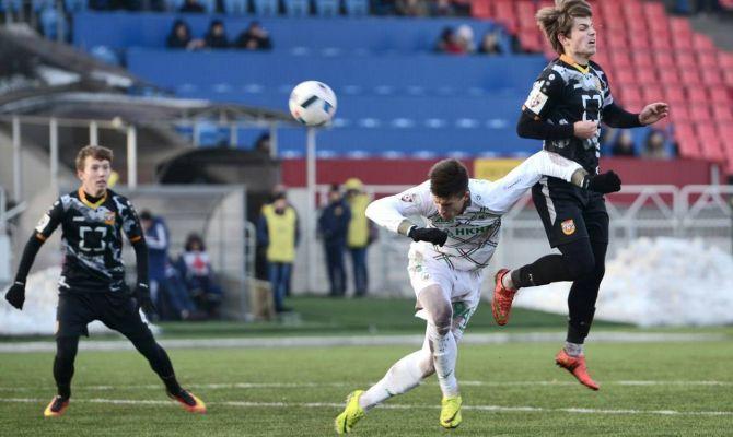 Молодежка «Арсенала» вырвала ничью в Казани