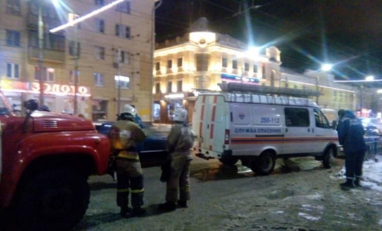 """Тульская полиция: сообщение о минировании ТЦ """"Гостиный двор"""" было ложным"""