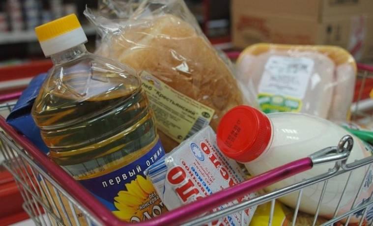 Цены на продукты в Тульской области: что изменилось за полгода