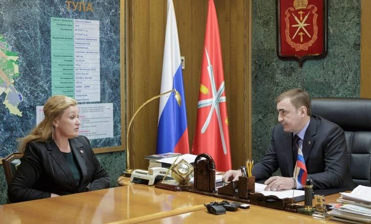 Ольгу Аванесян сняли с поста Министра здравоохранения Тульской области